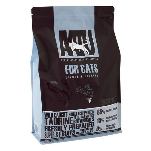 AATU 85/15 Adult Cat Food Fish