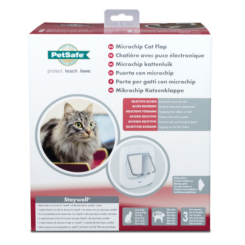 Petsafe Staywell Microchip Cat Flap