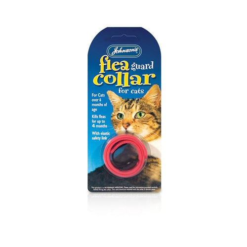 JVP Reflective Cat Flea Collar