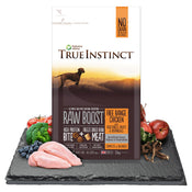 Natures Menu True Instinct Raw Boost Adult Dog Food Free Range Chicken
