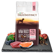 Natures Menu True Instinct Raw Boost Adult Dog Food Salmon and Tuna