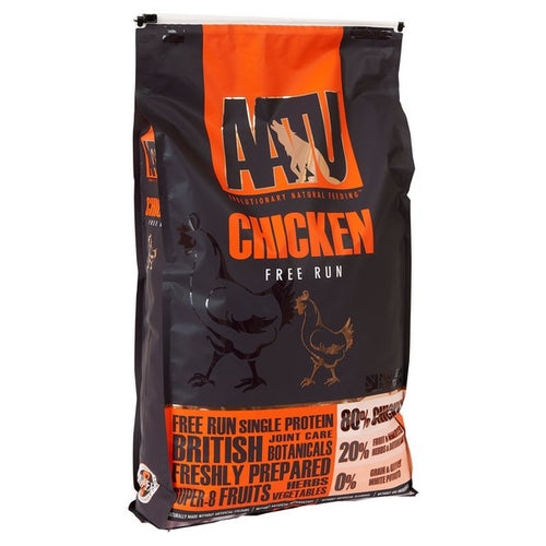 AATU 80/20 Dog Food Adult Chicken 10kg