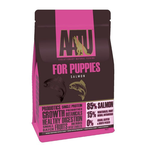 AATU 85/15Puppy Food Salmon