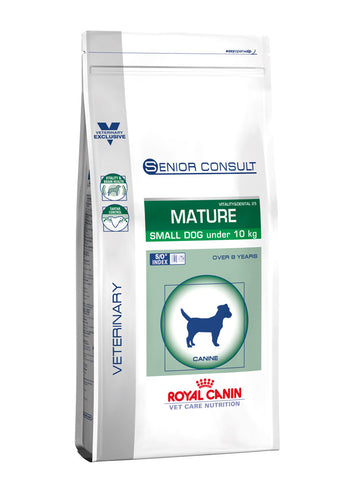 Royal Canin Vet Care Nutrition Senior Consult Mature Small Dog Food