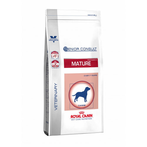 Royal Canin Vet Care Nutrition Senior Consult Mature Medium Dog Food