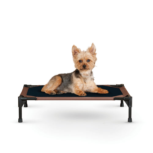 K&H Pet Cot Chocolate Mesh