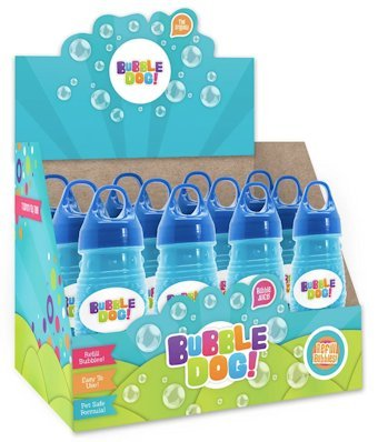 Bubble Dog Refill Bubble Solution Peanut Butter