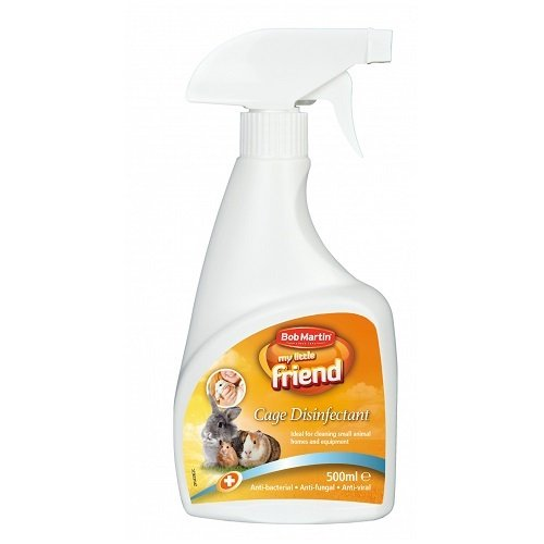 Bob Martin My Little Friend Cage Disinfectant Spray