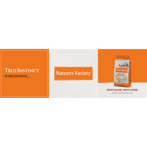 Natures Variety Selected Mini Adult Dog Food Free Range Chicken