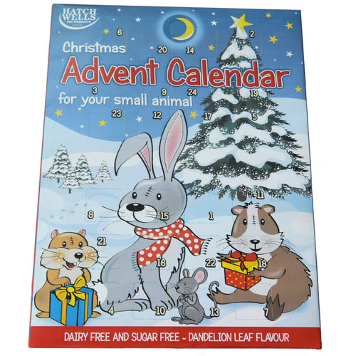 Hatchwells Christmas Advent Calendar