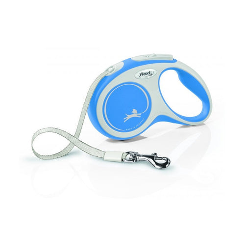Flexi New Comfort Retractable Tape Dog Lead 5mtr