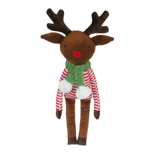 Rosewood Rudolph Reindeer Christmas Dog Toy