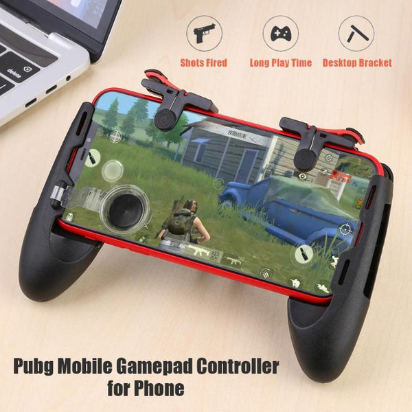 Gaming Pad Holder Fire Button - LuxurenaMall