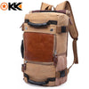Large Capacity Luggage Shoulder Backpacks