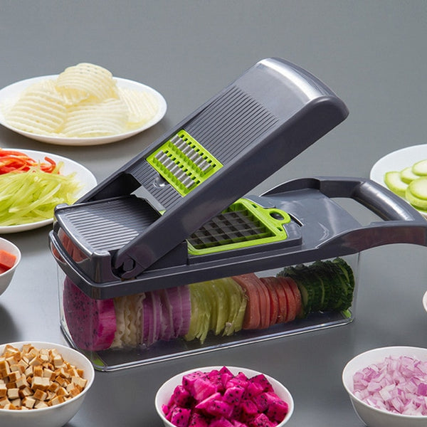 Multifunctional Vegetable & Fruits Cutter Kitchen Accessories