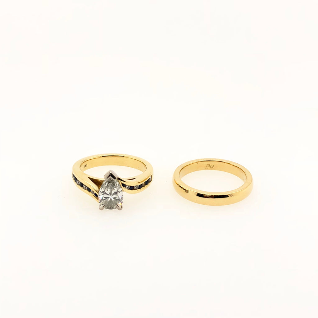 Creating a Matching Weddding Band