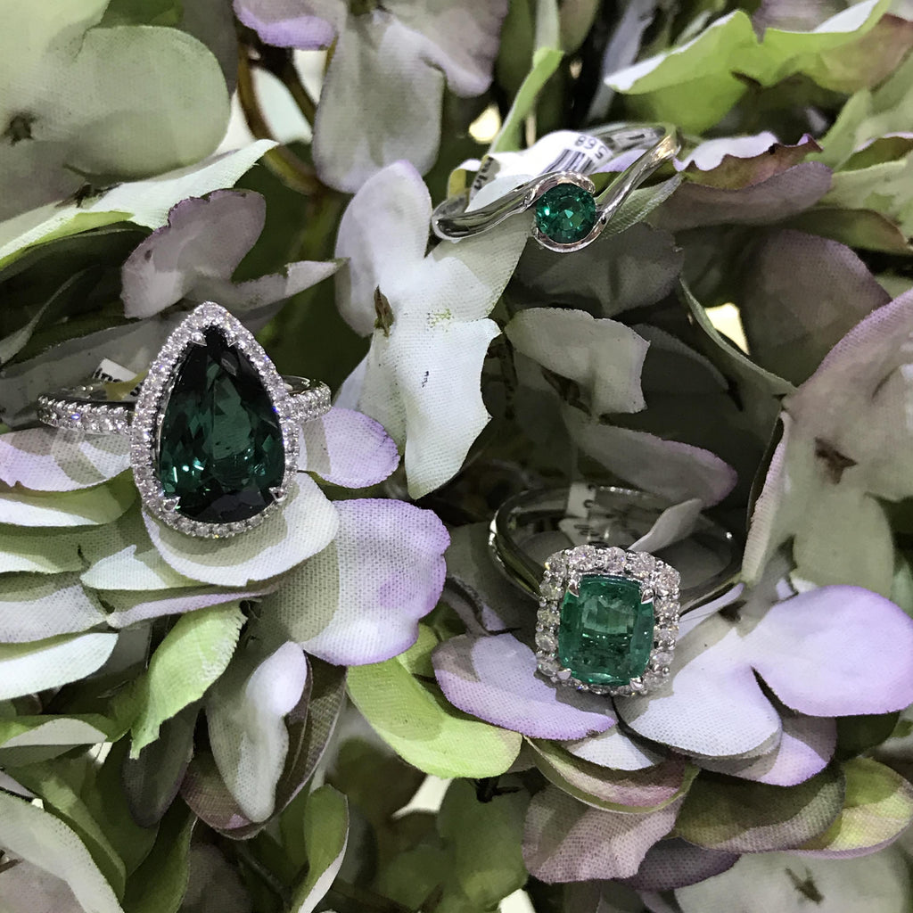 Birthstone Rings for May