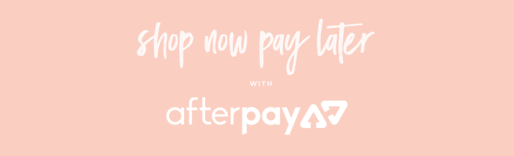 Forever Jewellery now has Afterpay!