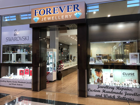 Forever Jewellery Is A Nationwide Member