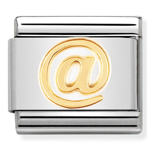 Nomination @ Symbol Gold Charm