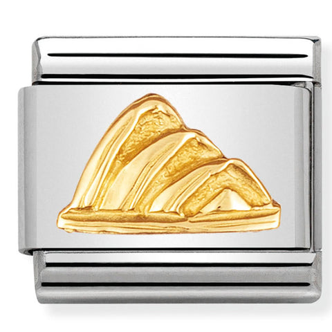 Nomination Sydney Opera House Gold Charm