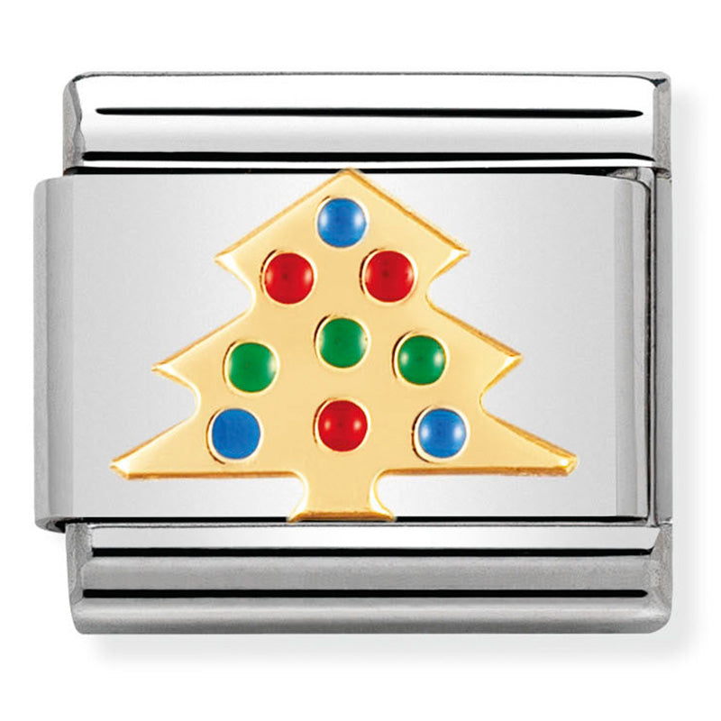 Nomination Christmas Tree Charm