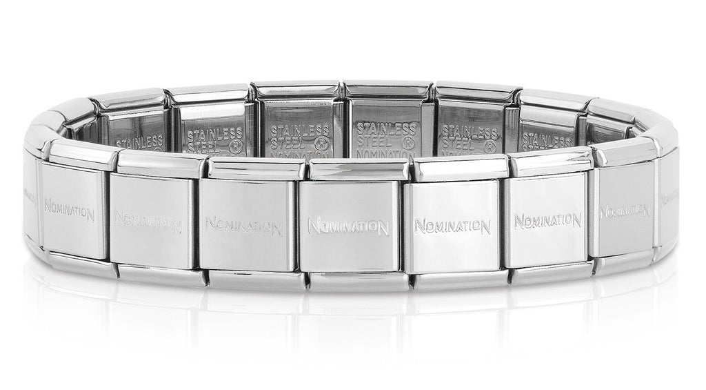 Nomination Big Stainless Steel Starter Bracelet
