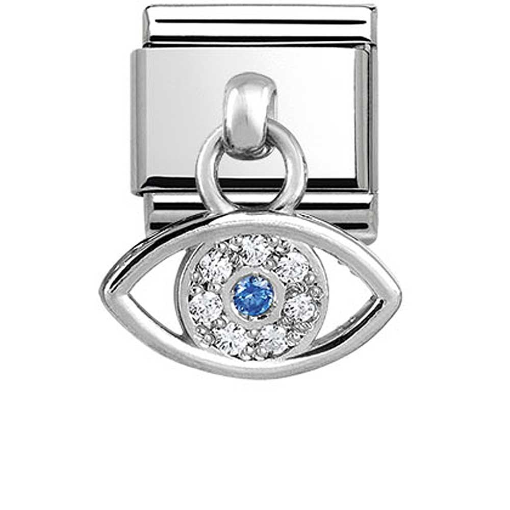 Greek Eye Charm