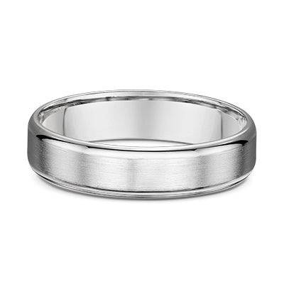 Silver Brushed Men's Wedder