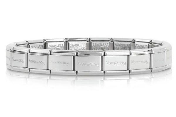 Starter Bracelet in Stainless Steel