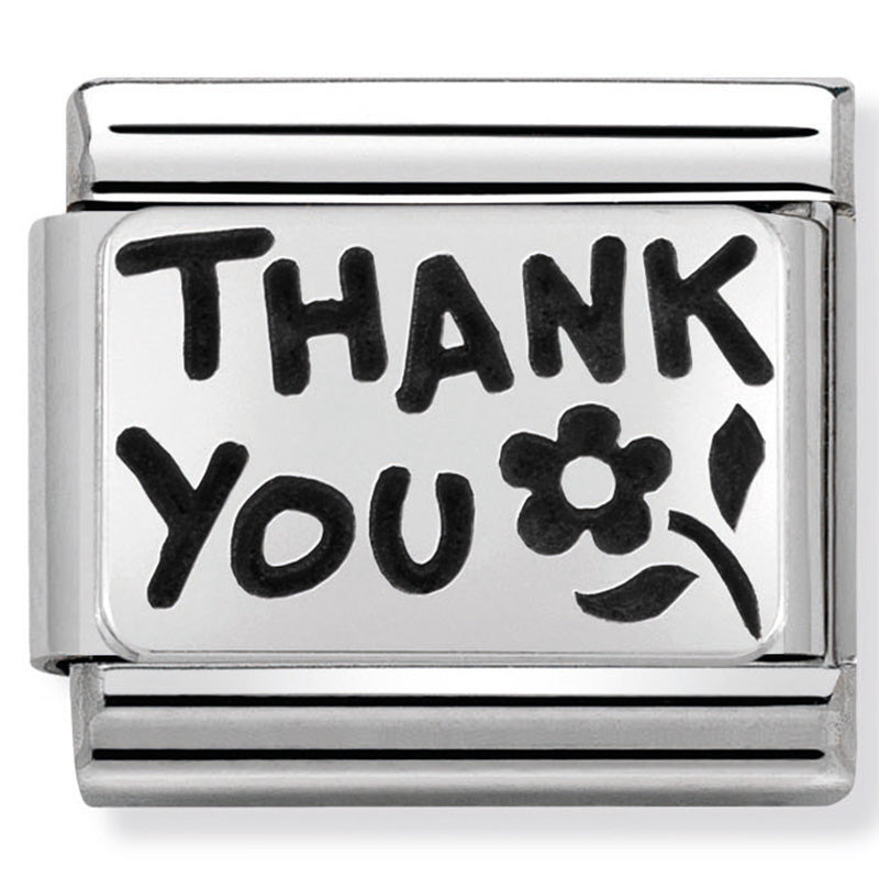 Nomination 330102/42 Thank You charm