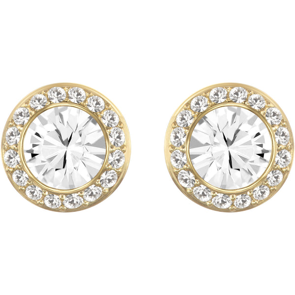 Angelic Stud Gold Earrings