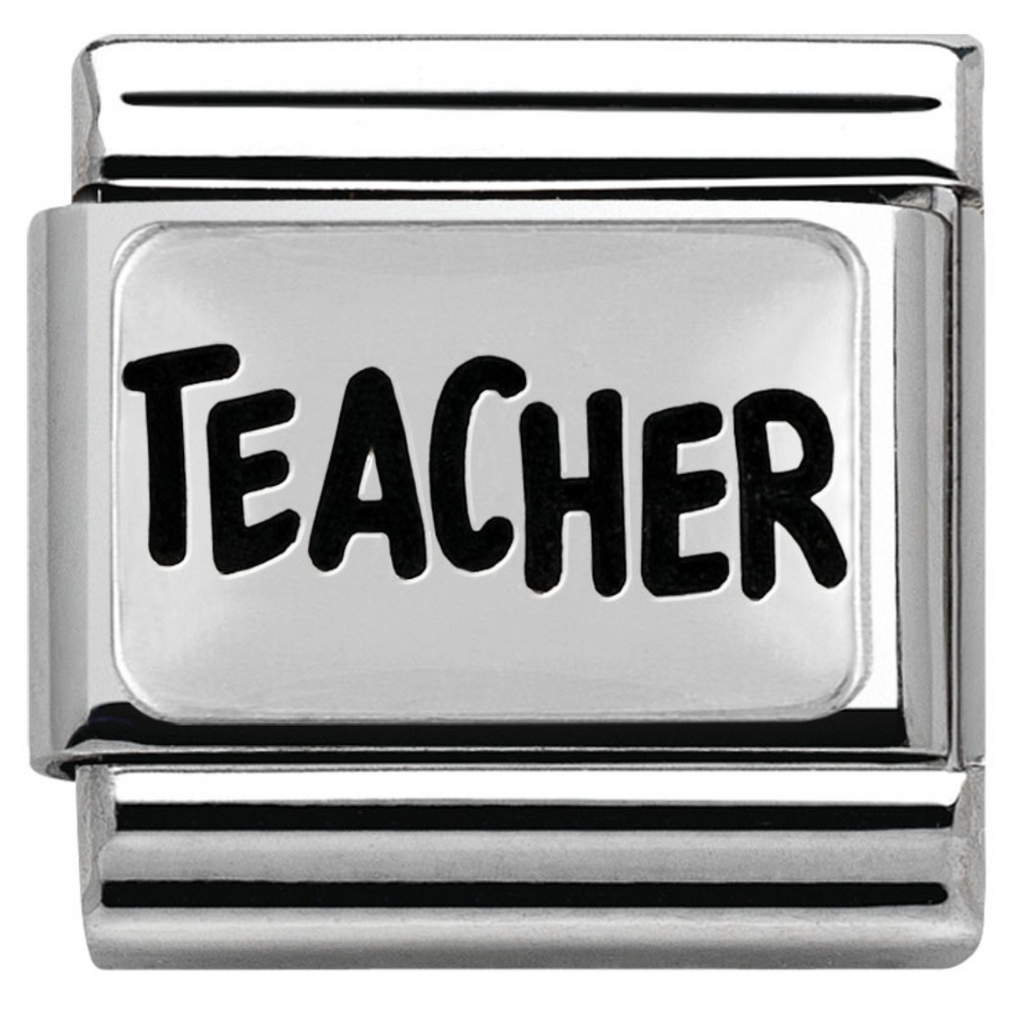 Nomination 330102/39 Teacher Charm