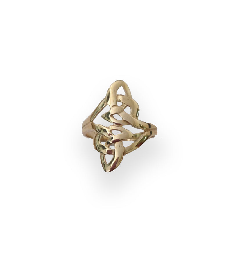 Tribal Design Ring