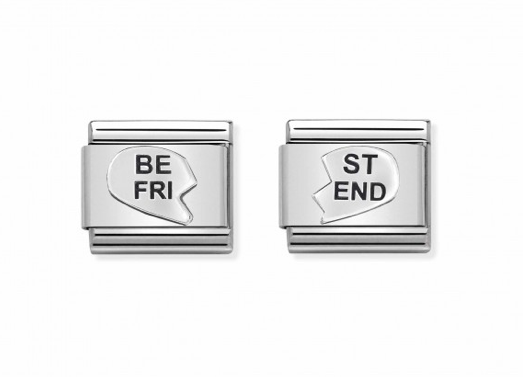 Nomination Best Friend Charms
