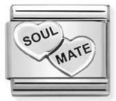 Nomination Soul Mate Charm 330101/38