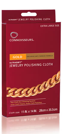 Polishing Cloth - For Gold Jewellery