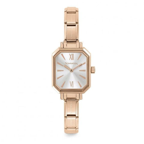 Nomination Classic Paris Rose Gold Plated Watch 076031/017