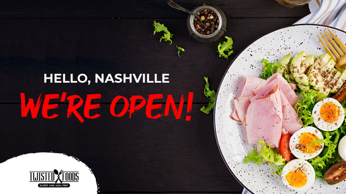 Twisted Foods Grand Opening in Nashville  | Twisted Foods