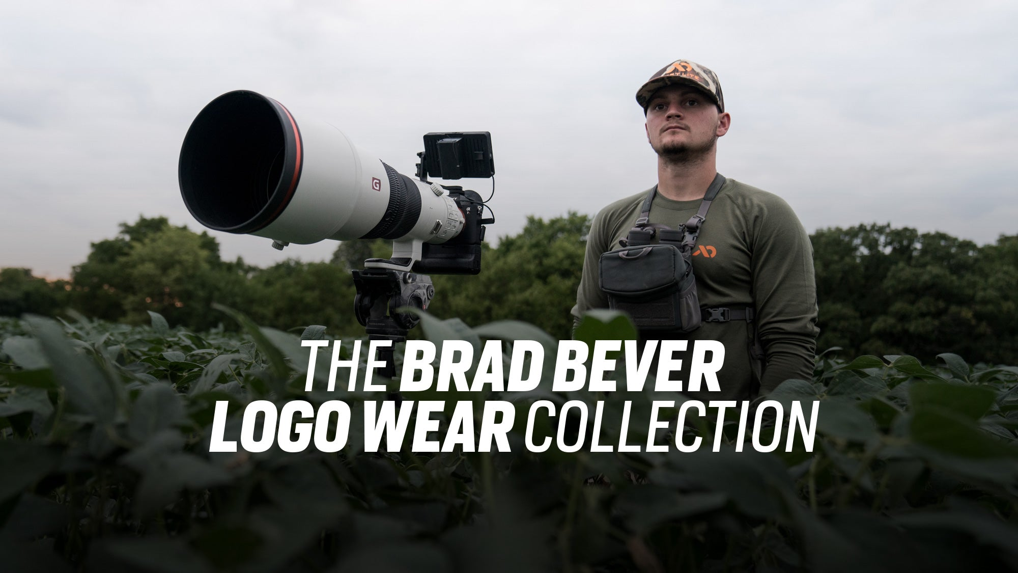 The Brad Bever Logo Wear Collection