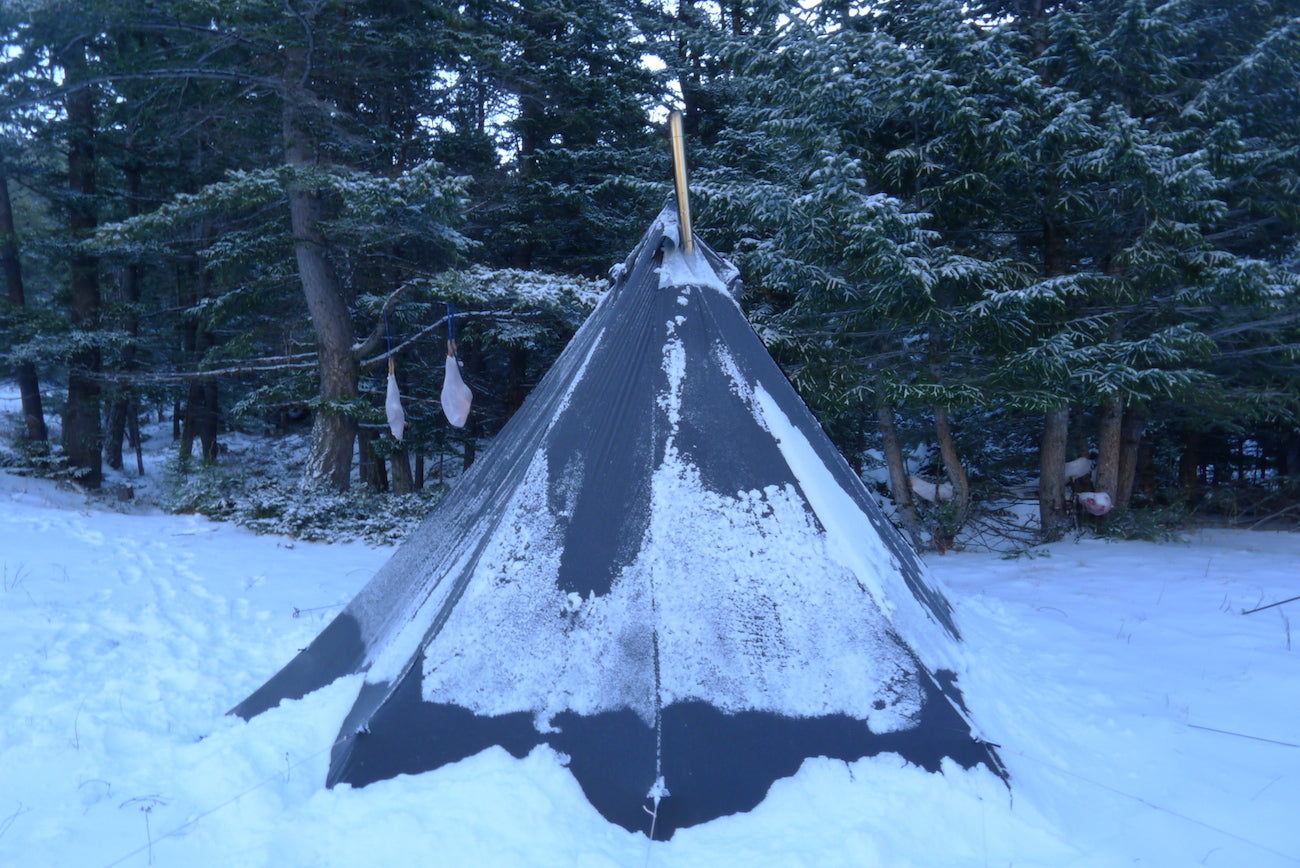 Teepee courtesy of Seek Outside