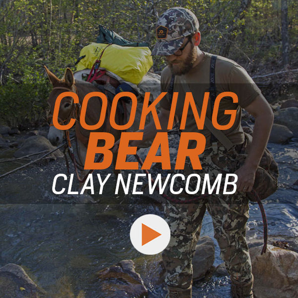 Cooking Bear