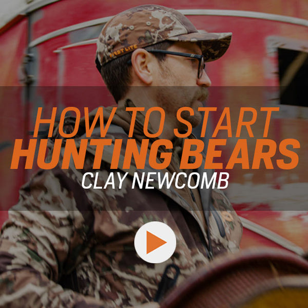 How to Start Hunting Bears