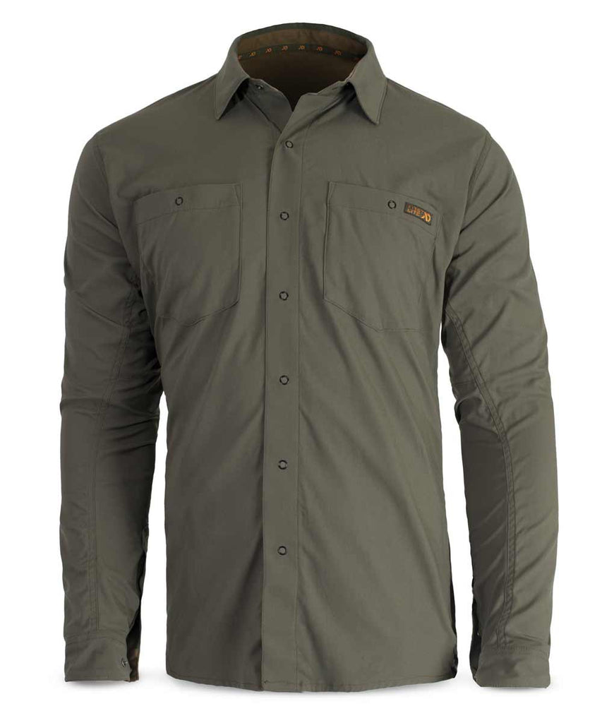 Men's Ranger Stretch Snapshirt