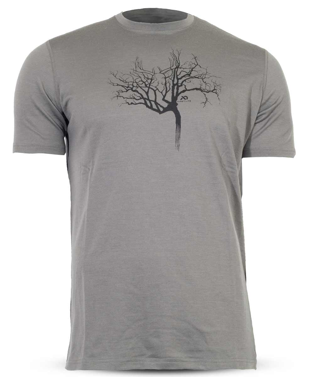 Men's Aerowool Tech Tee Lookout