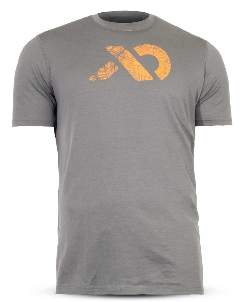 Men's Aerowool Tech Tee Rings