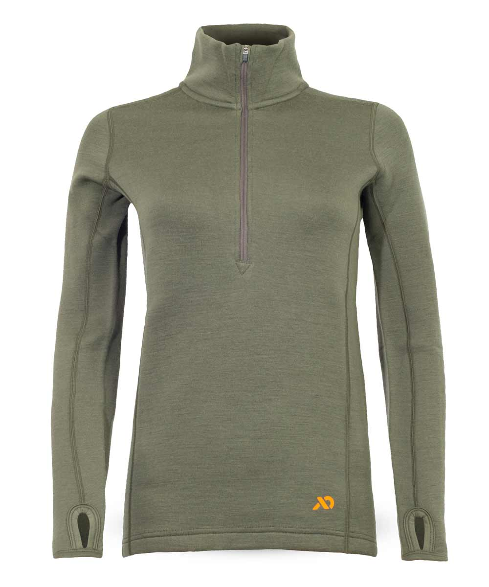 Women's Furnace Quarter Zip