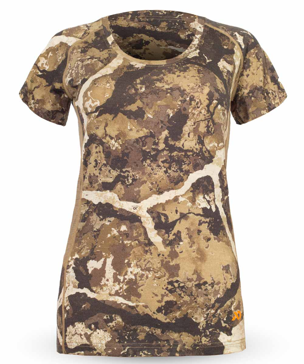 Women's Wick Short Sleeve