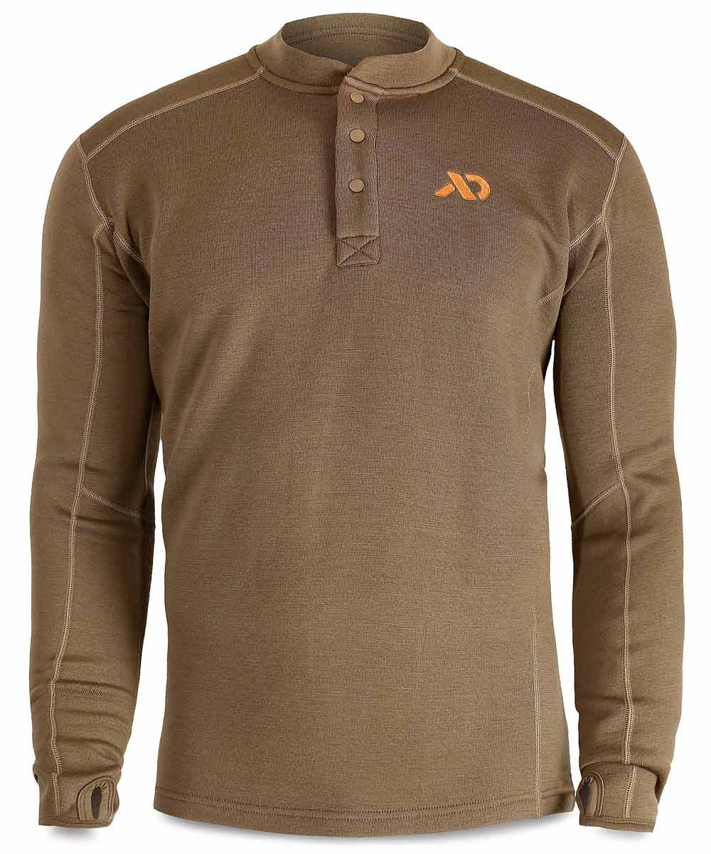 Men's Furnace Henley