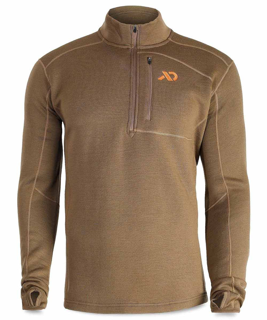 Men's Furnace Quarter Zip